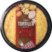 tortilla Mercadona