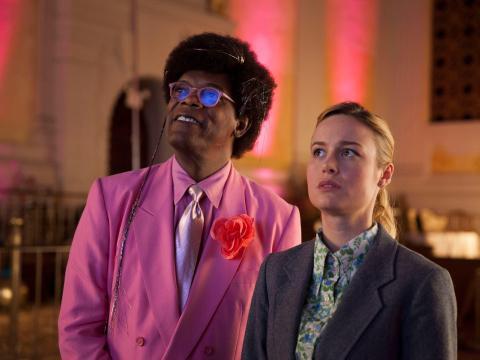 Samuel L. Jackson y Brie Larson protagonzan 'Tienda de unicornios'
