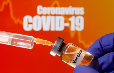 Vacuna coronavirus.