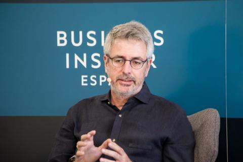 Aquilino Peña, cofundador de Kibo Ventures y presidente de Ascri.