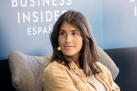 Claudia de la Riva, consejera delegada de Nannyfy.