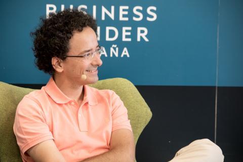 Miguel Arias, director global de Emprendimiento de Telefónica.