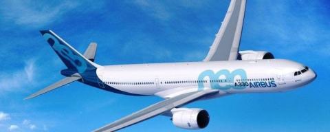 Los A330neo son la nueva generación de estos aviones de Airbus