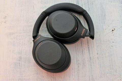 Analisis Auriculares Sony WH1000XM4 9