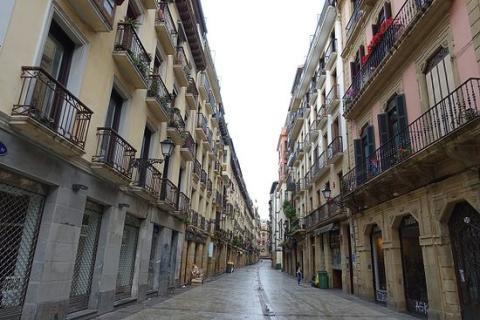 Calle 31 de agosto, San Sebastián.