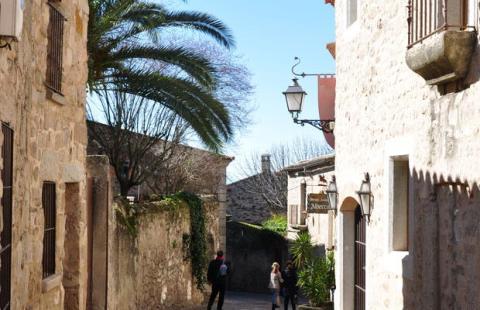 Calle de las Cambroneras, Trujillo.