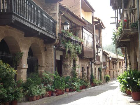 Calle Camino Real, Cartes.