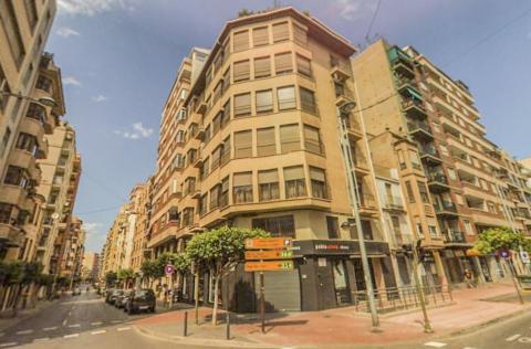 Calle Navarra, Castellón.