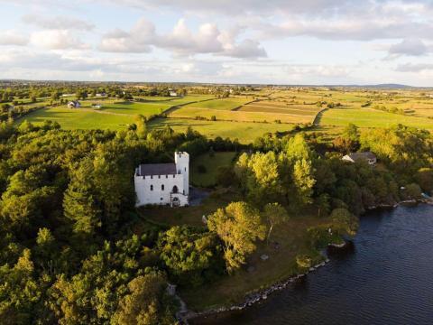 El castillo fue construido en el siglo XIII.