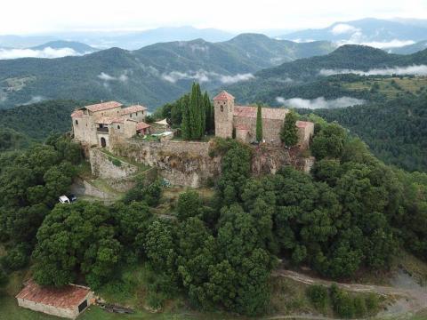 Hay castillos están disponibles para alquilar en Airbnb y Vrbo.