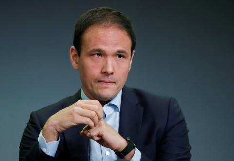 Cédric O, secretario de Economía Digital del Gobierno francés.