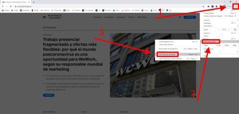 Cómo encontrar y deshabilitar extensiones de Chrome