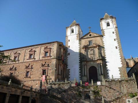 Edificio de la Compañía de Jesús, Cáceres.