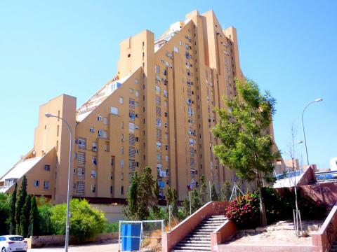 Edificio Montreal, Alicante.