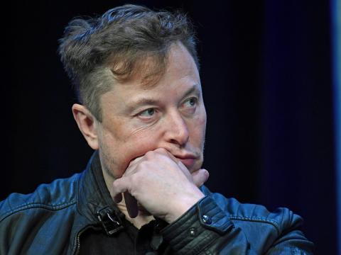 Elon Musk. AP Photo/Susan Walsh