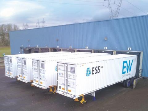 ESS Inc.