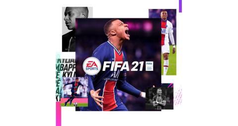 FIFA 21 Standard Edition ancha