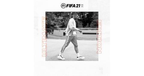 FIFA 21 Ultimate Edition ancha