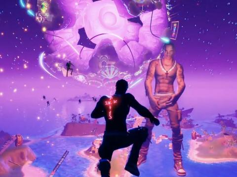 """Fortnite""/Epic Games via AussieAntics/YouTube"