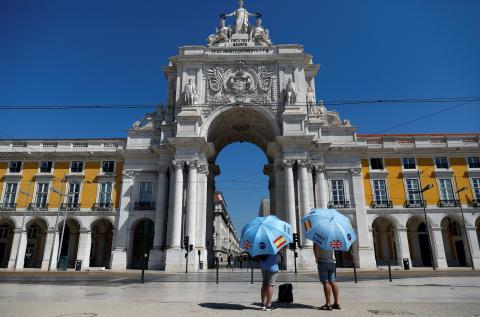 Free tour en Lisboa.