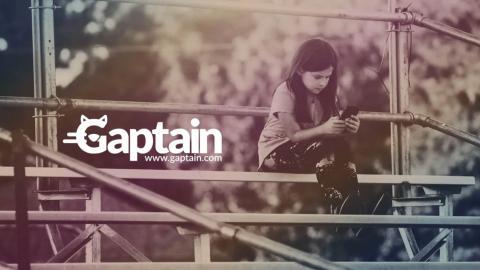 Gaptain.