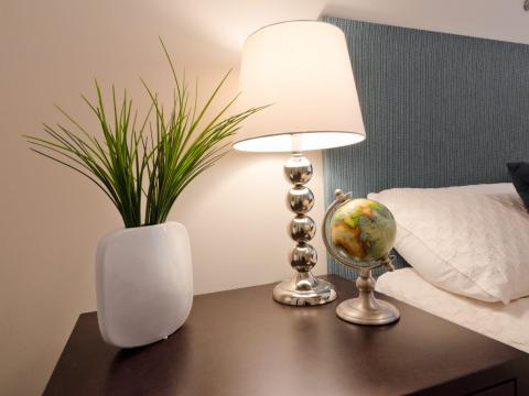 Decorar con plantas puede hacer que un espacio resulte más tranquilo.