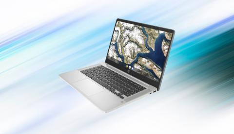 HP ChromeBook 14a-NA0001NS