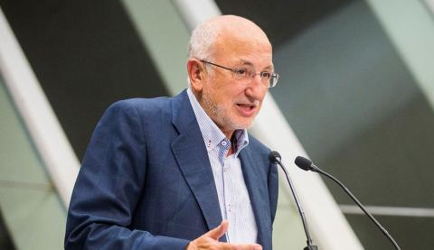Juan Roig, presidente ejecutivo y máximo accionista de Mercadona.