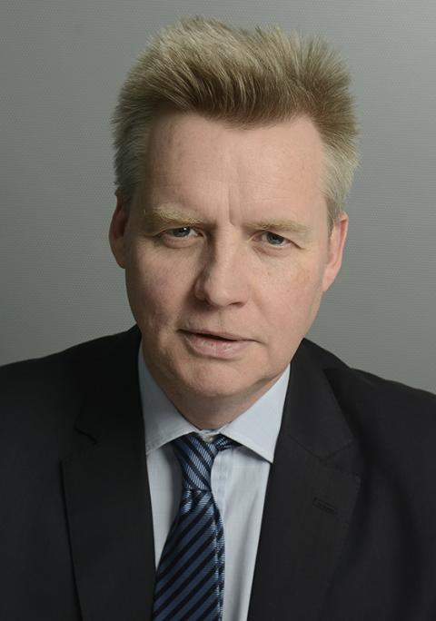 Michael Ridley, Director de Inversiones Responsables de HSBC Global Asset Management.