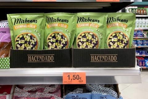Mix beans mercadona
