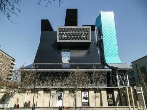 Museo Pablo Serrano, Zaragoza.
