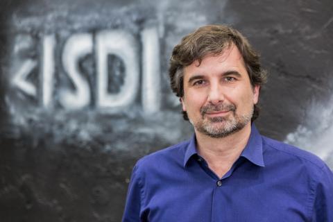 Nacho de Pinedo CEO ISDI