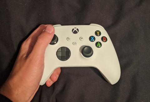 Nuevo mando de Xbox revelado por el usuario de Twitter Zak S