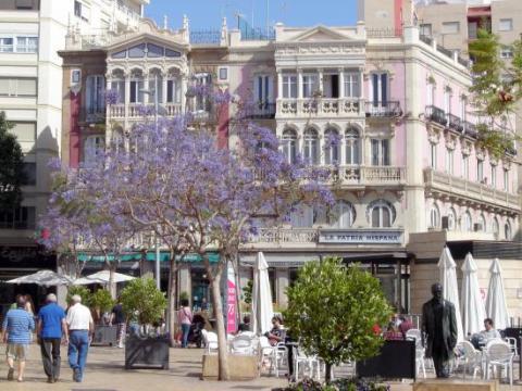 El Paseo, Almería.