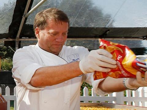 El chef Jody Denton es el autor intelectual de muchos de los sabores de Lay's.