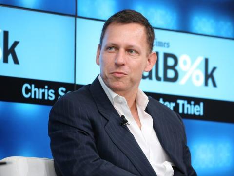 El cofundador de PayPal, Peter Thiel, es un inversor de Seaborg, según PitchBook.