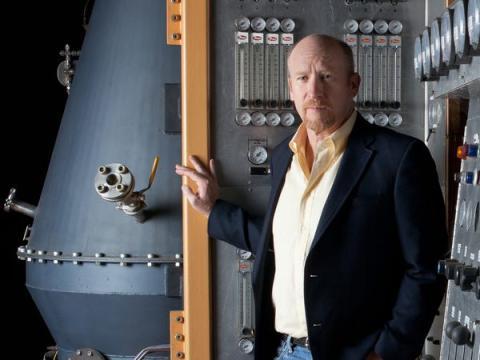 El fundador y director ejecutivo de Sierra Energy está tratando de comercializar una tecnología para convertir los desechos municipales en energía.