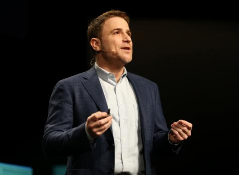 Stewart Butterfield, fundador de Flickr