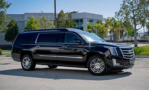 Sylvester Stallone's Becker Cadillac ESV. Becker Automotive Design