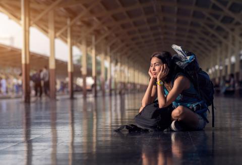Viaje frustrado