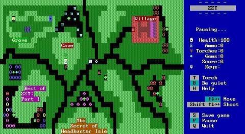 ZZT/Epic Games