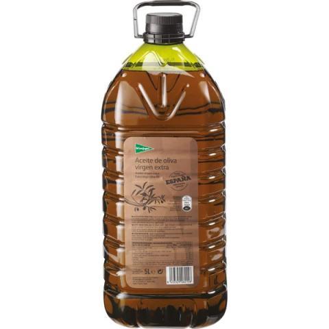 Aceite de oliva El Corte Inglés