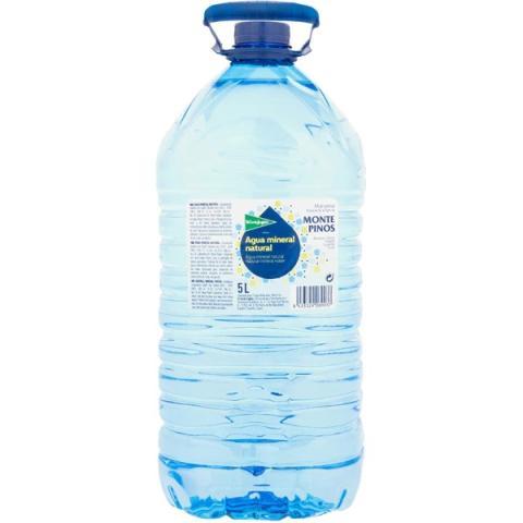 Agua El Corte Inglés