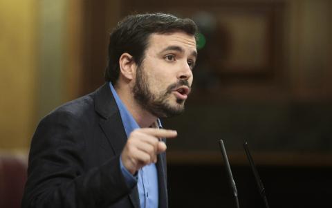 Alberto Garzón, ministro de Consumo