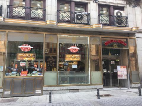 Caída del turismo en Madrid