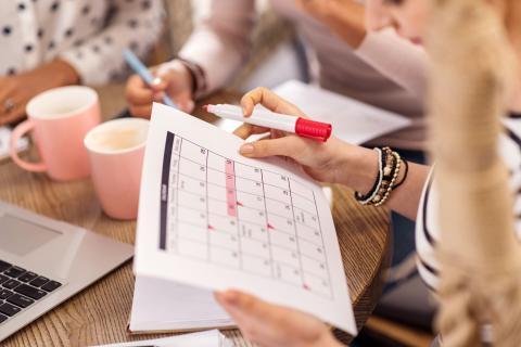 Calendario laboral de Madrid de 2021
