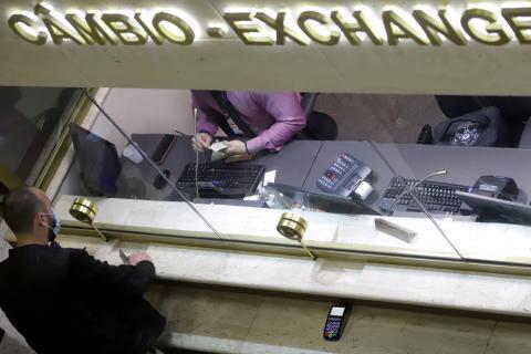 Casa de cambio de divisa