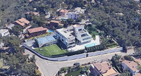 Casa Messi