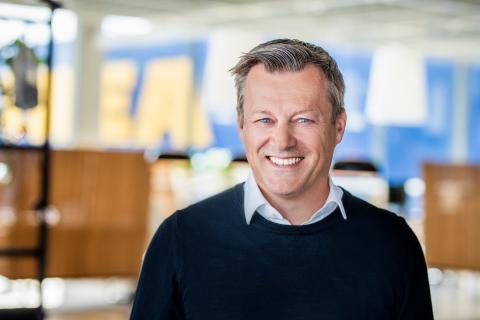 El CEO de Ikea, Jesper Brodin