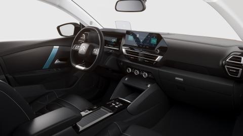 Citroen C4 interior